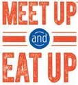 Meet Up and Eat Up logo